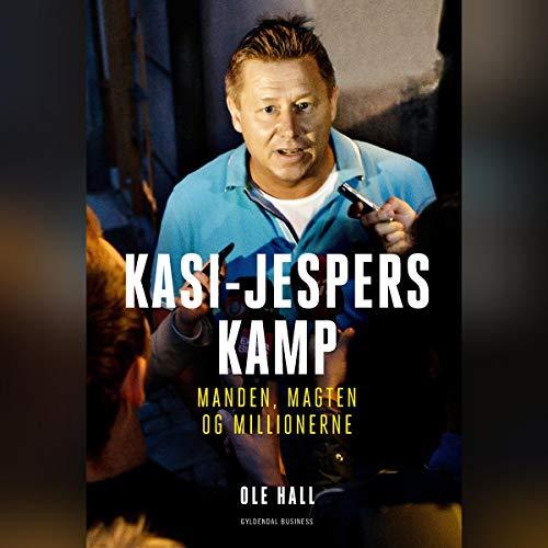 Couverture de Kasi-Jespers kamp