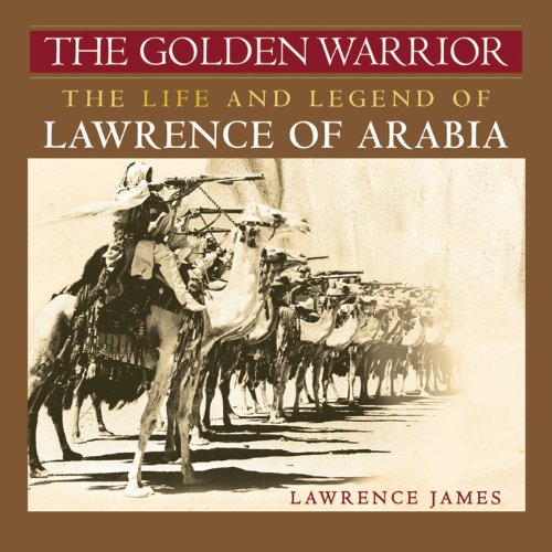 The Golden Warrior cover art