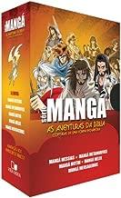 As Aventuras da Bíblia - Caixa. Série Manga