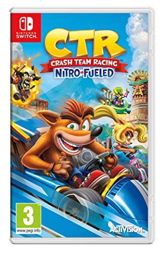 Crash Team Racing Nitro-Fueled - Nintendo Switch