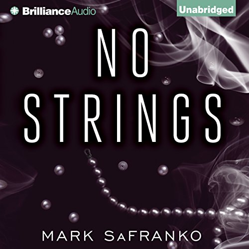No Strings audiobook cover art