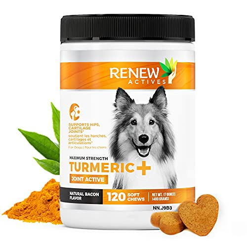 Top 10 best selling list for turmeric supplement dosage for dogs