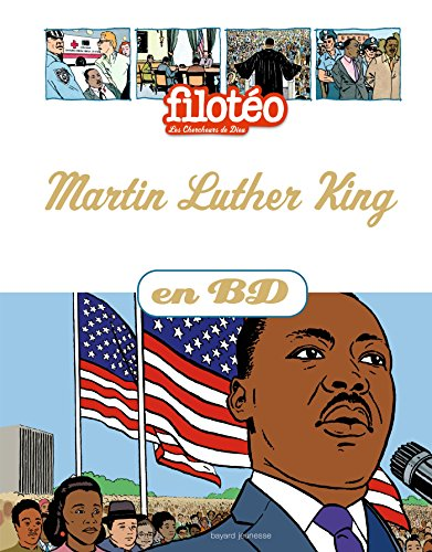 Martin Luther King en BD: (réédition)