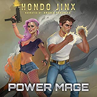 Power Mage cover art