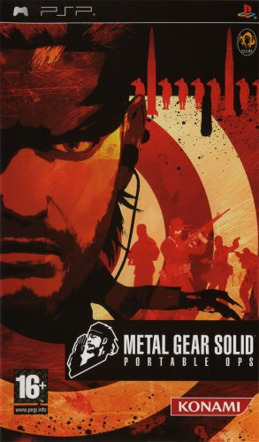 Metal Gear Solid ~ Portable Ops ~