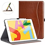 Ztotop Case for New iPad 7th Generation 10.2 Inch 2019,Premium PU Leather Slim