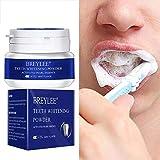 Zahnaufhellung Pulver Zahnpasta Dental Werkzeuge Weiße Zähne Reinigung Oralhygiene Zahnbürste Gel...