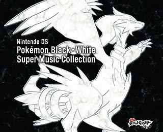Pocket Monster Black White Super Mus by POKEMON BLACK WHITE / O.S.T. (2010-10-20)