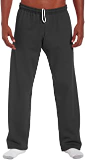 Heavy Blend 8 oz. 50/50 Open-Bottom Sweatpants (G184)