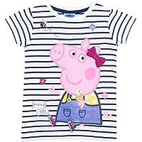 Peppa Pig - Camiseta para niñas 5-6 Años