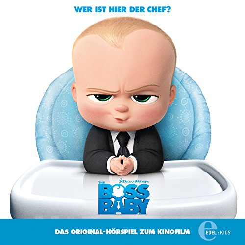 Boss Baby: Das Original-Hörspiel zum Film Titelbild