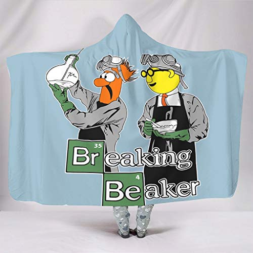 WJunglezhuang Breaking Beaker Soft Warm sprei Soft Queen Size