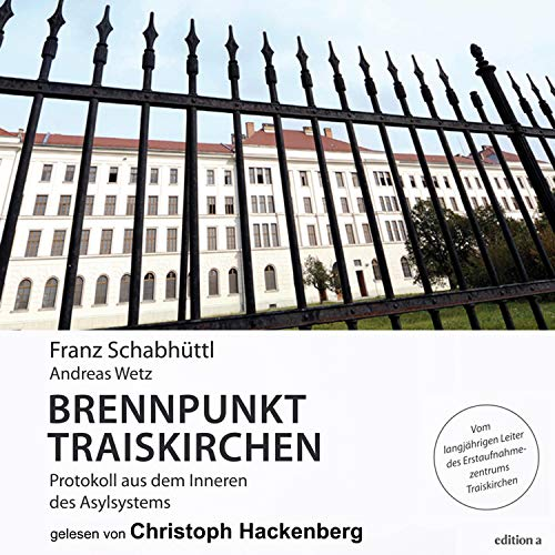 Brennpunkt Traiskirchen audiobook cover art