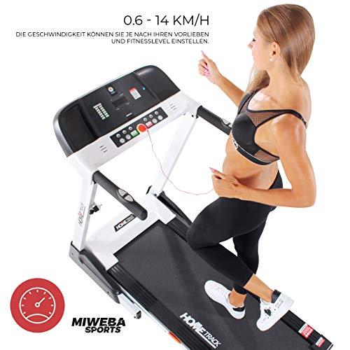 HT1500 Miweba Sports Sieger Laufband unter 500 Euro Bild 2*