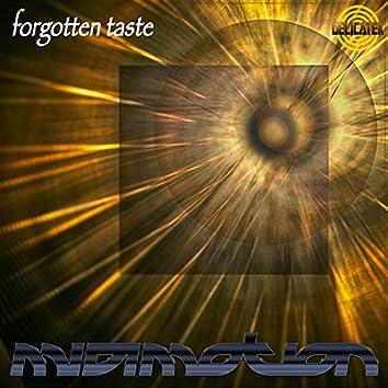 Forgotten Taste