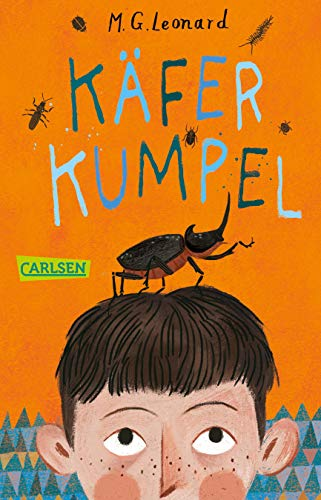 Käferkumpel (Die Käfer-Saga 1)