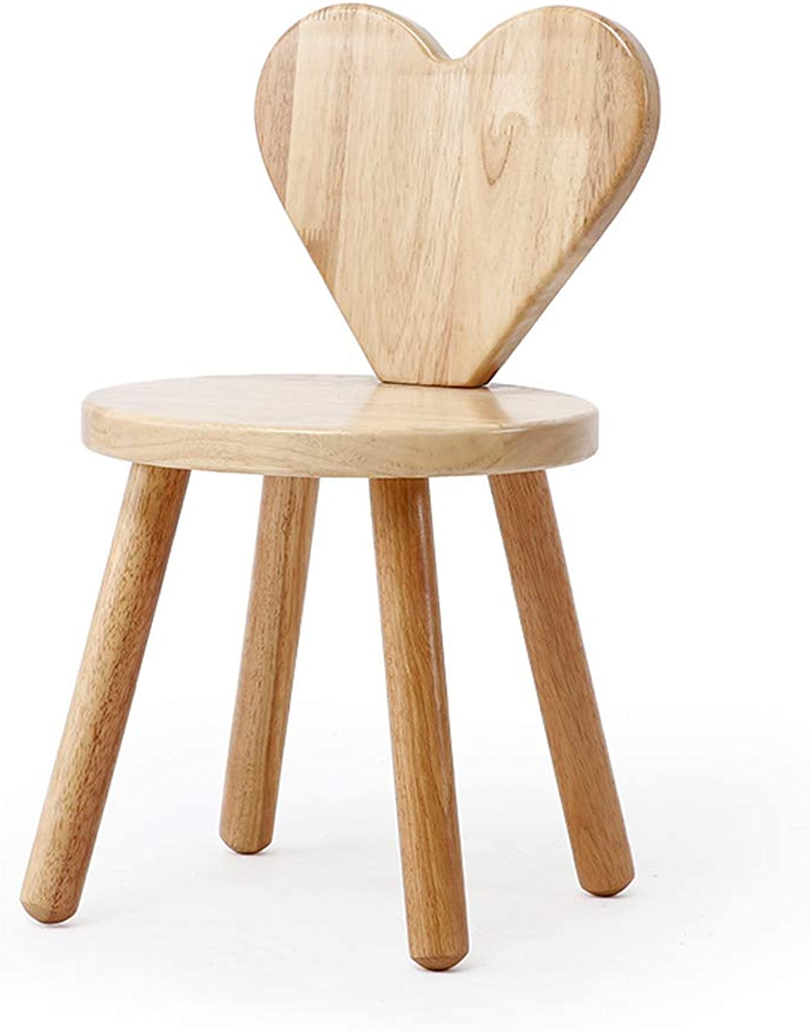 HLJ Simple and Convenient shoes Changing Stool Comfortable Household Cartoon Stool Fashionable Solid Wooden Stool Creative Personality Chair