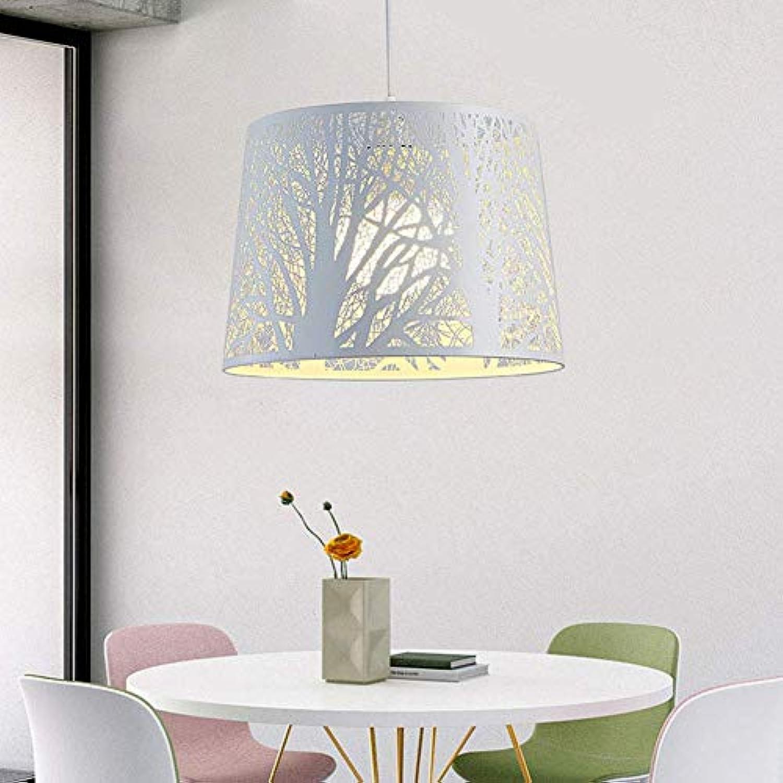 BAIF Moderne minimalistische Kronleuchter Schmiedeeisen einzigen Kopf kreative Restaurant Lampe Persnlichkeit hohlen geschnitzten Kronleuchter