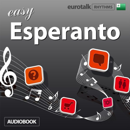 Rhythms Easy Esperanto audiobook cover art