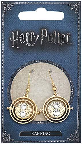 HARRY POTTER 54167 Boucles d'oreilles dorées