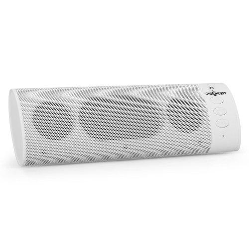 OneConcept JamBar BT120 Altavoz Bluetooth 2.1 AUX Blanco