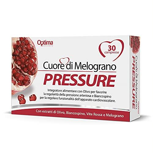 Optima Cuore di Melograno, Pressure 30 Compresse