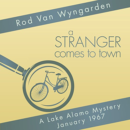 A Stranger Comes to Town audiobook cover art