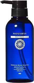 プラウドメン グルーミング スカルプシャンプー 300ml (グルーミング・シトラスの香り) [シャンプー メンズ 男性・アミノ酸系・ノンシリコン・スカルプケア]