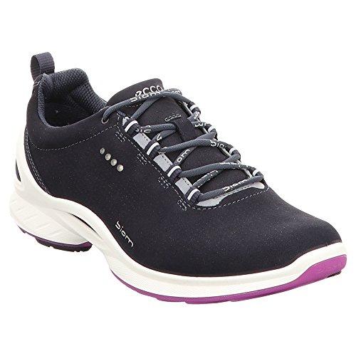 Ecco Damen BIOMFJUELW Sneaker, Blau (Navy 2058), 39 EU