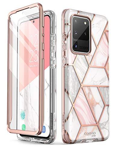 i-Blason Glitzer Hülle für Samsung Galaxy S20 Ultra (6.9
