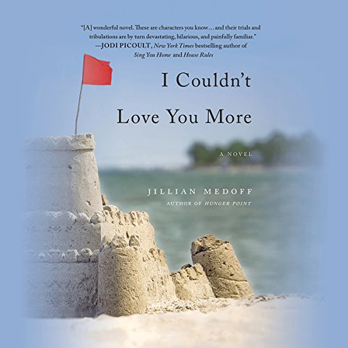I Couldn't Love You More audiobook cover art