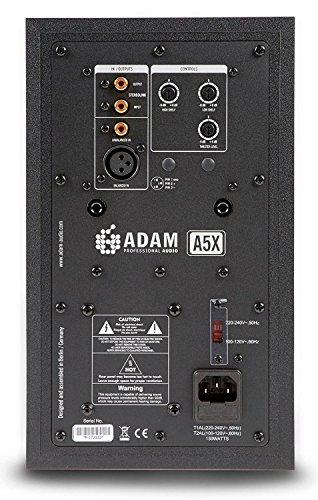 ADAMAUDIO(アダムオーディオ)『ニアフィールドモニターA5X』