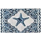 Jellybean Vintage Starfish Accent Rug
