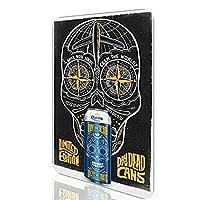 9Ginkgo&Metal Sign Day of the Dead CoronaBeer限定版ポスター12X8インチメタルティンサイン