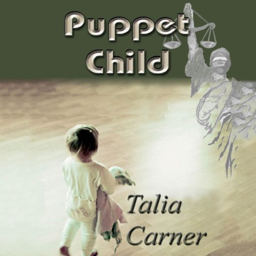 Puppet Child audiobook cover art