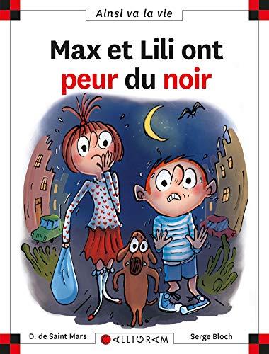 Max et Lili ont peur du noir N122
