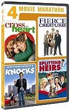 4 Movie Marathon (Cross My Heart / Fierce Creatures / Opportunity Knocks / Splitting Heirs)