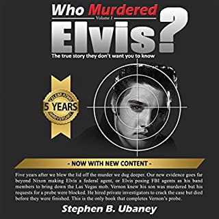 Who Murdered Elvis?, 5th Anniversary Edition audiobook cover art