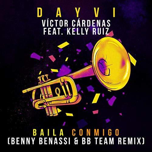 Dayvi & Víctor Cárdenas feat. Kelly Ruiz