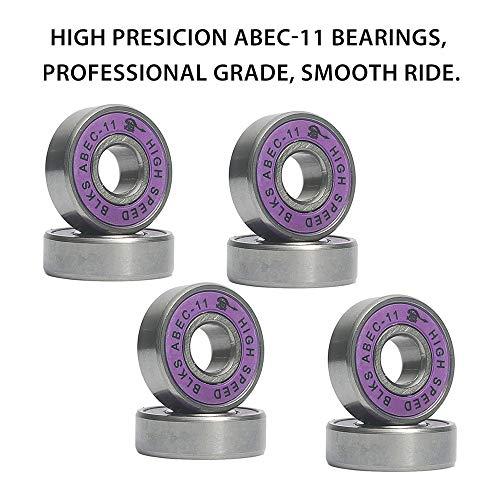 8 wheel skateboard _image1