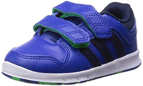 adidas Unisex-Kinder Lk Trainer 6 Cf I Sneaker, Indigo, 24 EU