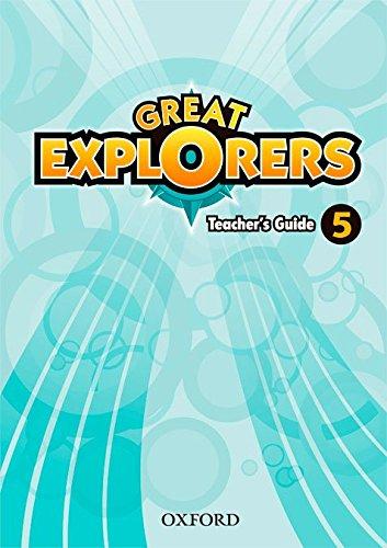 Great Explorers 5: Teacher's Guide - 9780194507790