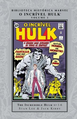 Biblioteca Historica Marvel. O Incrivel Hulk - Volume 1