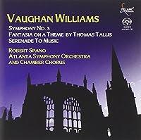 Vaughan Williams: Symphony No. 5/Fantasia on a Theme by Thomas Tallis (2007-04-24)