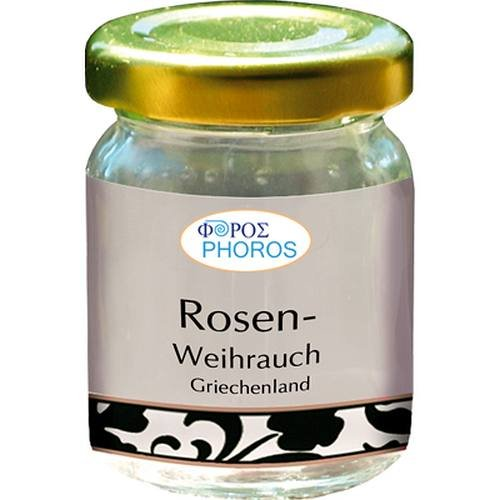 ROSENWEIHRAUCH Räucherharz ca.50ml ca.30g, Marke: Phoros