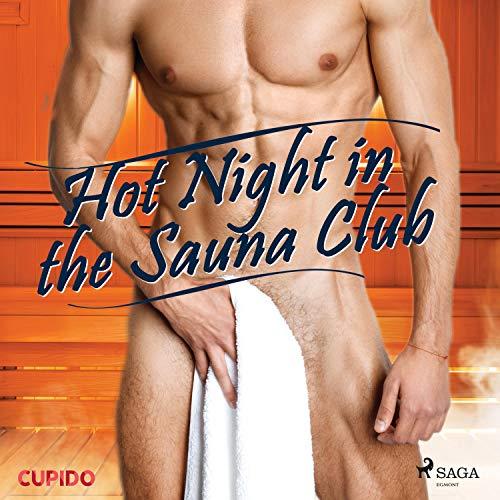 Hot Night in the Sauna Club audiobook cover art