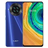 CUBOT NOTE 20 Smartphone Android 10 Quad Fotocamera 6.5 Waterdrop Pollici 64GB ROM 4200mAh Face ID dual SIM NFC 4G Cellulare Blu