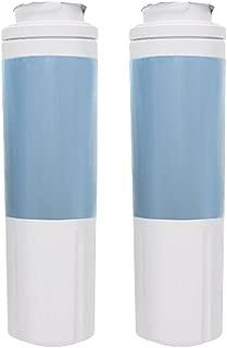 Aqua Fresh Replacement Water Filter for Whirlpool GI6SARXXF01 / GI6SARXXF02 Refrigerator Models AquaFresh (2 Pk)