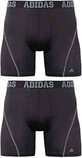 adidas Men's Sport Performance ClimaCool Boxer Brief...