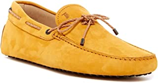 Men's Yellow Gommino Driving Shoes